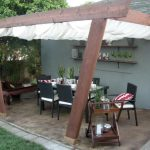 Modern patio cover ideas