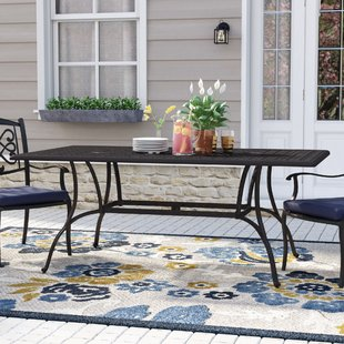 patio dining table maytown dining table VCWBTWQ