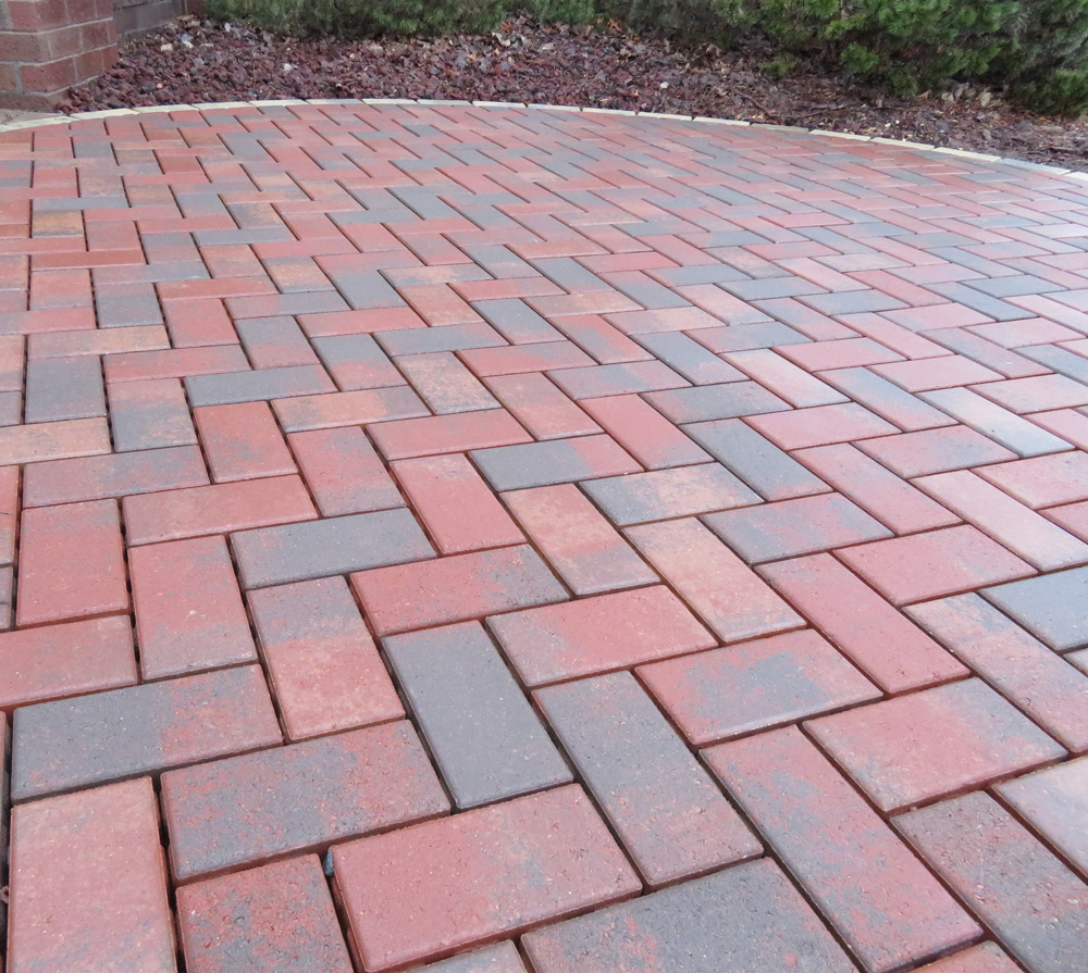 paving stones at 7cm thick, these pavers are