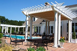 pergola covers VIBOSYD
