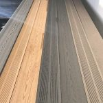 plastic decking image is loading bull-deck-plastic-wood-composite-decking-boards-grain- YSJFHVW
