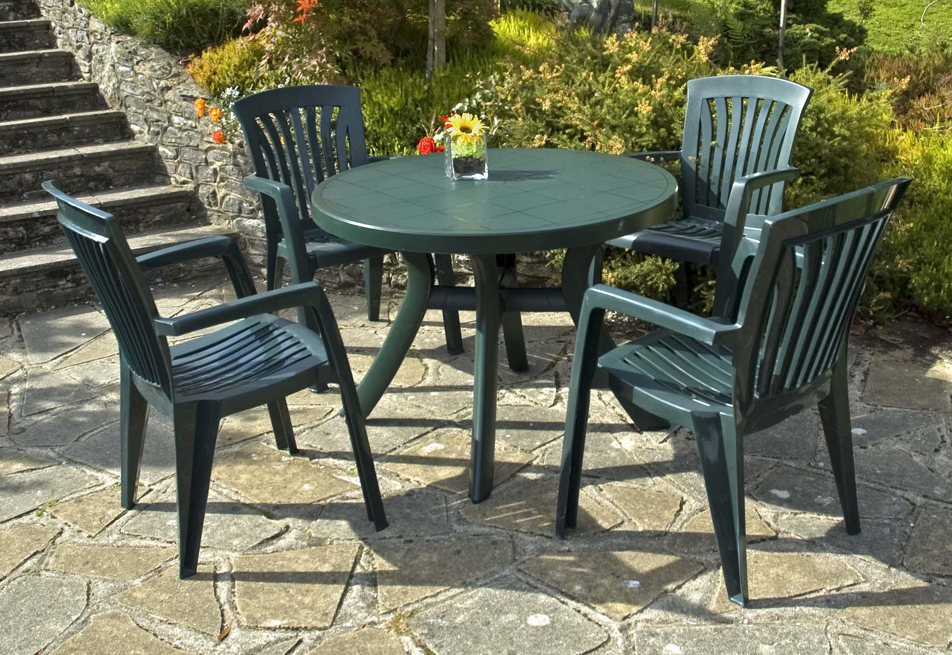 plastic garden furniture plastic outdoor furniture dark IMTLJZW