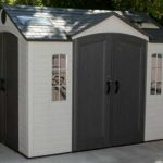 Care and maintenance of the plastic garden shed