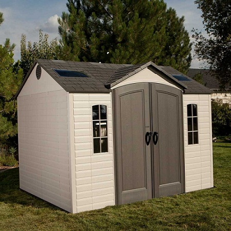 plastic sheds lifetime_60005_outdoor_storage_shed PAEJHTA