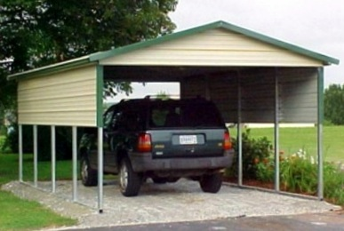 portable carport portable buildings car port JKQSRMG