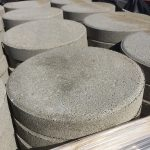 Add the Beauty of Stones to your Landscaping Design by using Round Stepping Stones