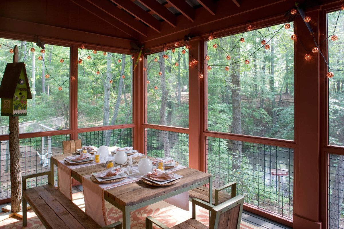 screened in porch view in gallery GTIPHLJ