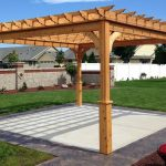 How to build a Cedar pergola