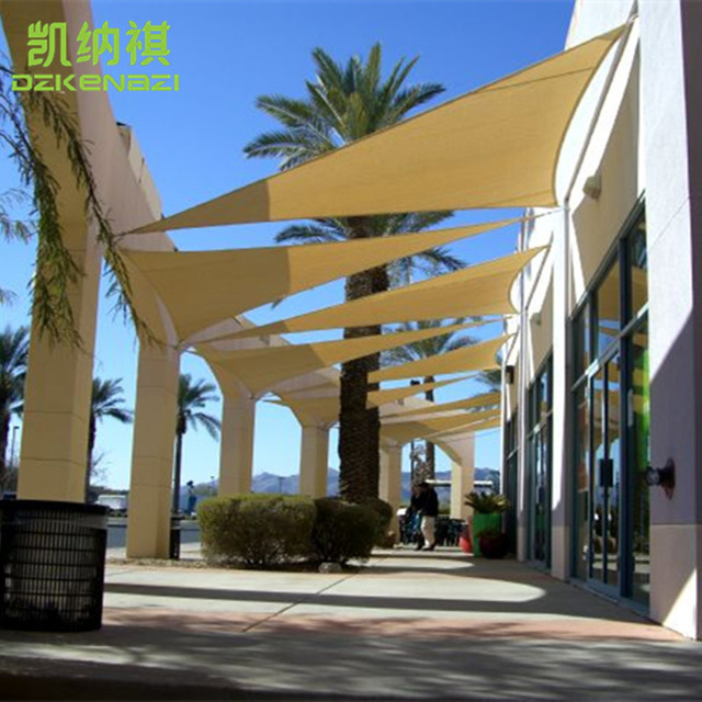 shade sails free shipping 3 x 4 x 5 m pool hdpe sun shade IHWWOFD