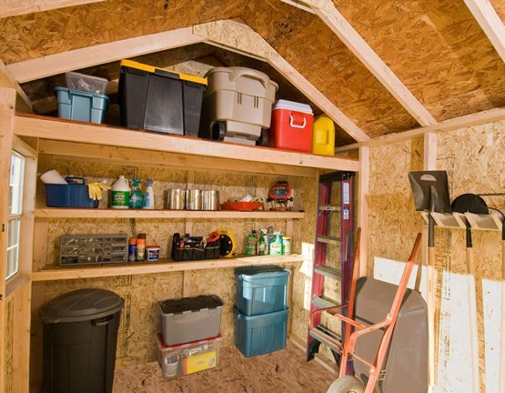 shed storage ideas shed organization | the dos and donu0027ts of shed organization POUSMNH