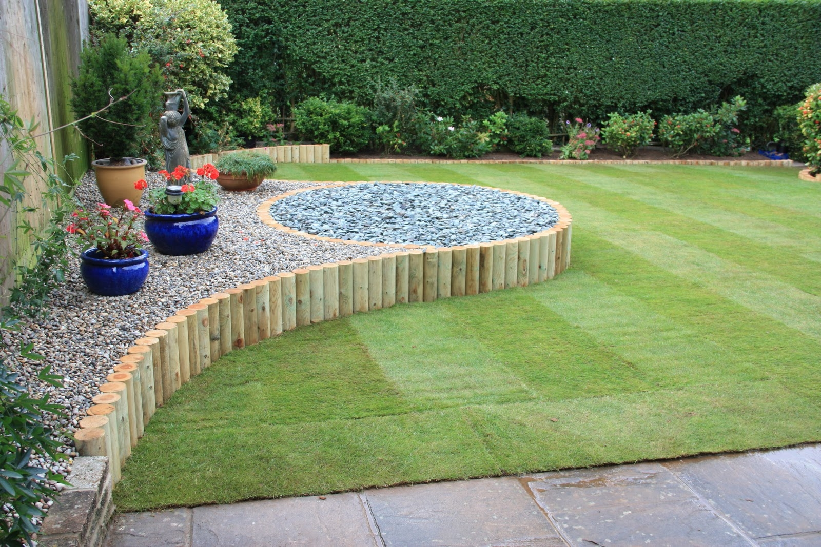 simple garden ideas ... impressive simple garden designs pertaining to jpg 1512613459 and yard VHTIHPX