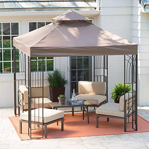 small gazebo: amazon.com AZKLKIS