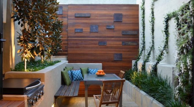 small patio ideas to decorate your outdoor space WIXFXJV