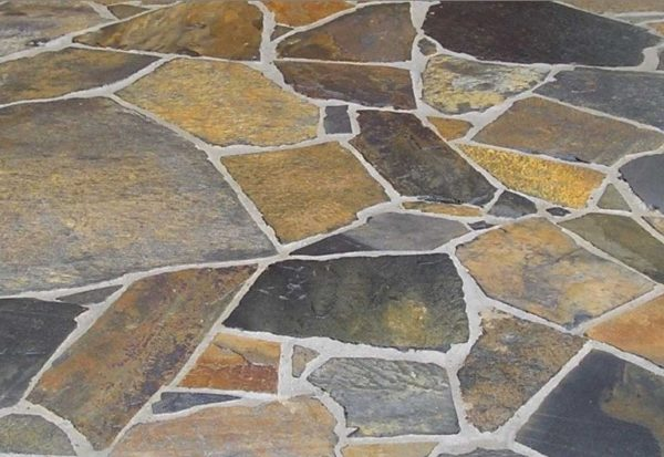 south australian barossa gold crazy paving ... XHNBCLT