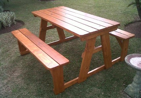 timber outdoor furniture as i was obtaining greater methods to give my back garden with QISPSPJ