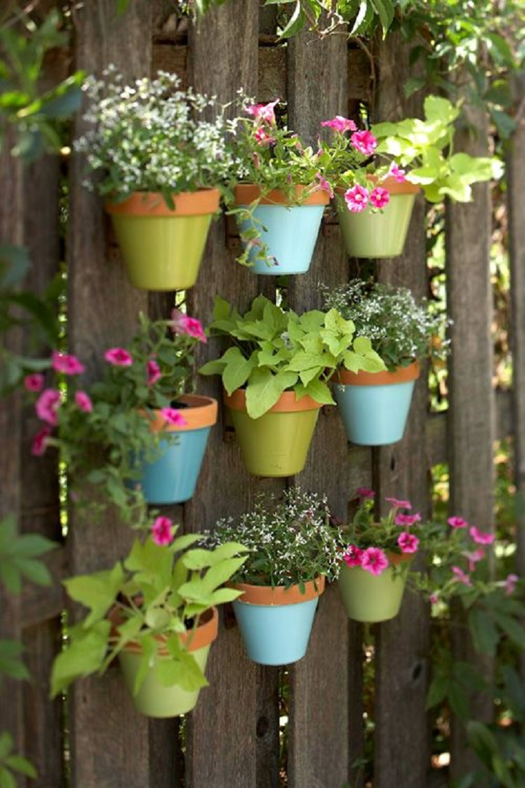top 10 diy garden decoration ideas KIXTFUA