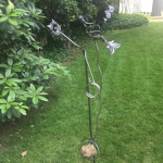 Talking Your Garden To A Whole New Level Using Metal Garden Art