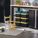 USEFUL GARAGE STORAGE IDEAS