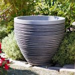 very large garden pots and planters large patio