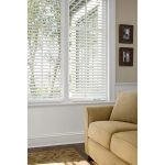 White wooden blinds to add Attraction to your Home