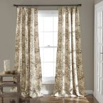 window panels botanical garden window curtain panel set