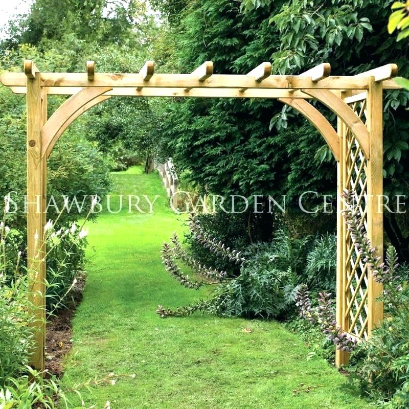 wooden garden arches for sale arch metal s
