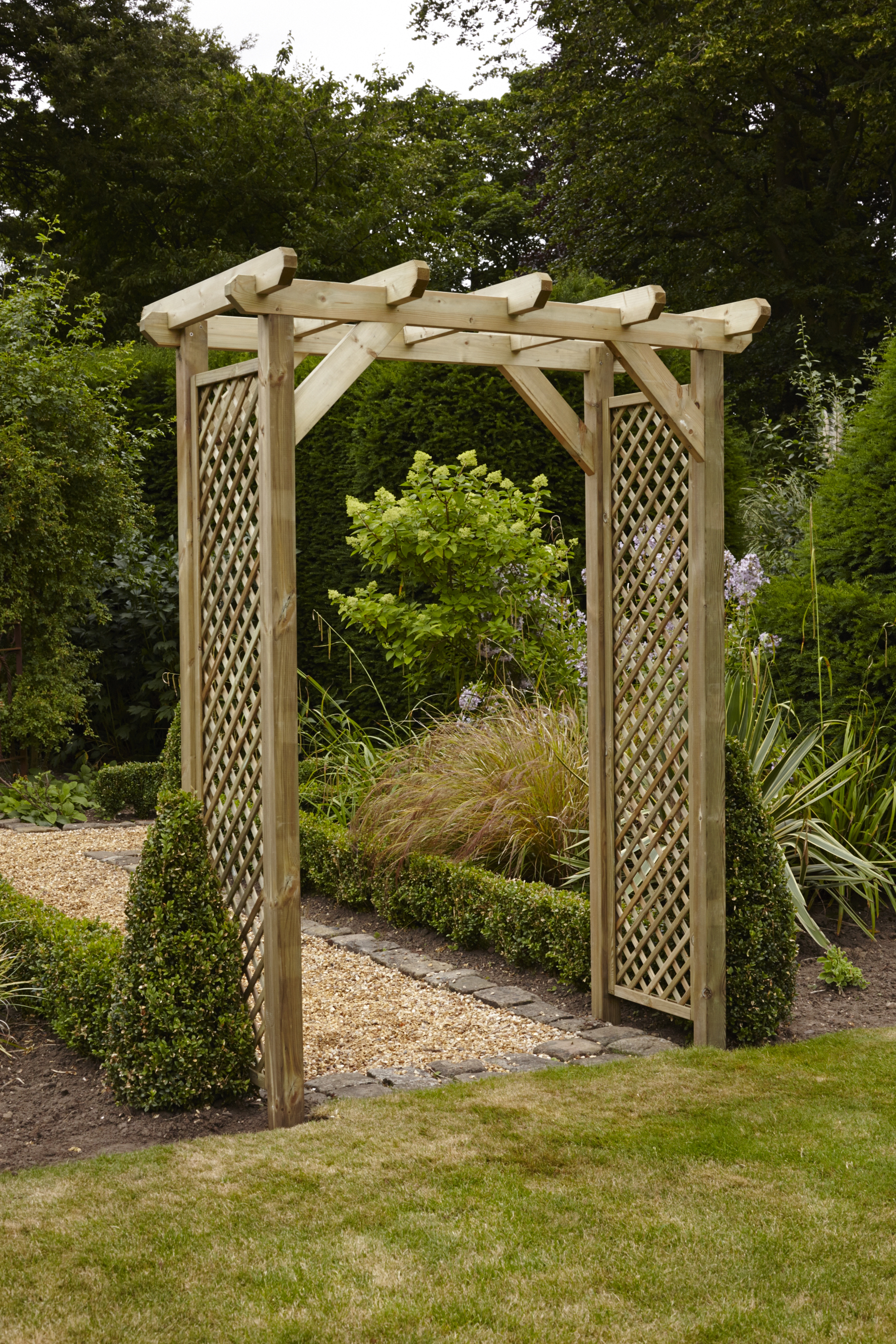 wooden garden arches sale! OUMTODQ