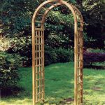 wooden garden arches the elite wooden garden arch