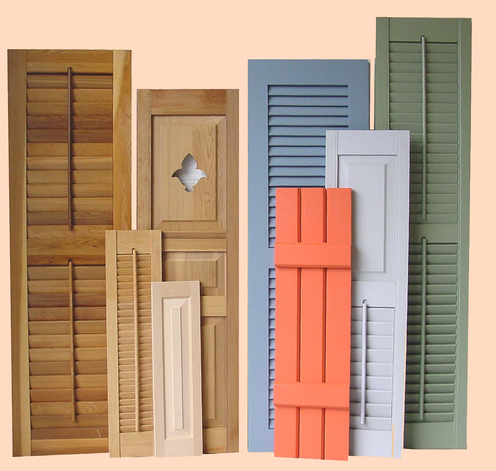 wooden shutters shuttercraft custom wood shutters madison ct FICVXWZ