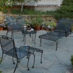 wrought iron patio furniture briarwood collection SZGSHDG