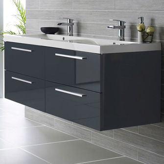 Bathroom Vanity Units | Heat & Plumb