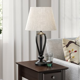 Bedside Table Lamps Set Of Two | Wayfair