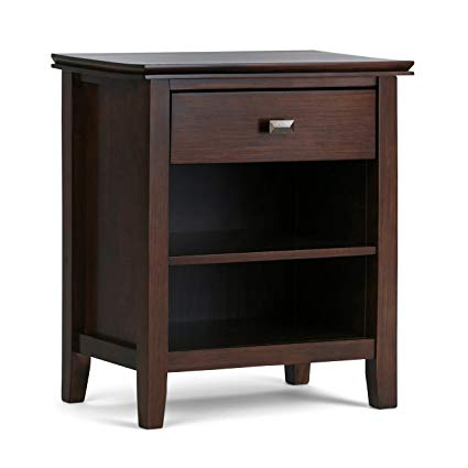 Amazon.com: Simpli Home 3AXCART-02 Artisan Solid Wood 24 inch wide