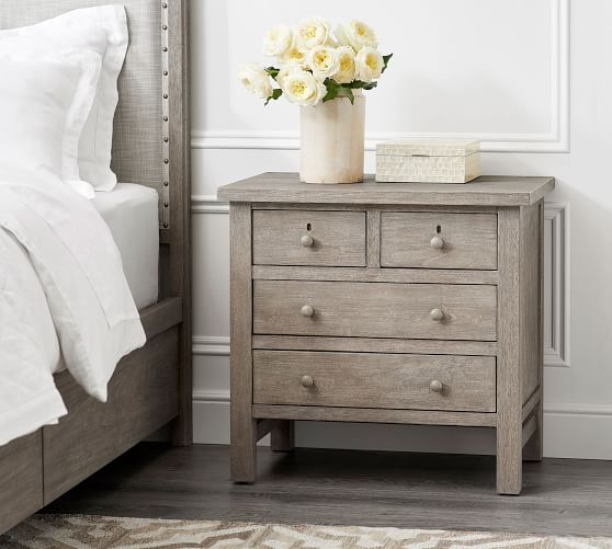Nightstands & Bedside Tables | Pottery Barn
