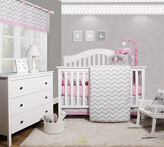 Top 10 Best Baby Crib Bedding Sets in 2019 - BuyMeTop10