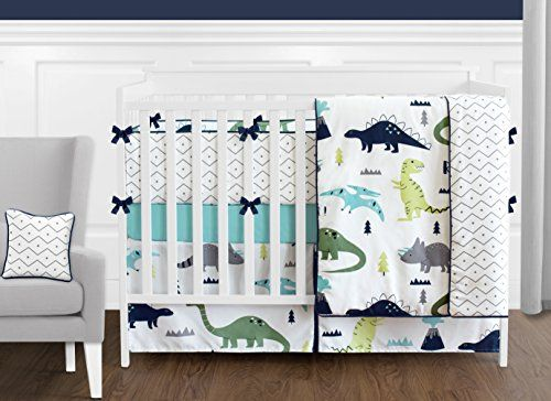 Top 10 Nursery Bedding Dinosaurs of 2019 | Top 10 Reviews | Baby boy