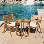 How to Make Bistro Set   Comfortable and Beautiful