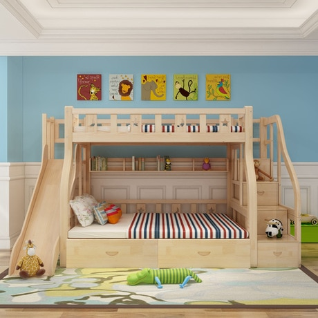 Children Beds Children Furniture home Furniture solid wood kids beds