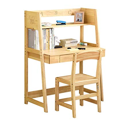 Amazon.com: Children's Desk Study Table Primary School Writing Desk