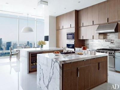 35 Sleek & Inspiring Contemporary Kitchen Design Ideas