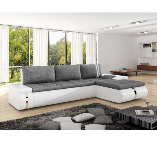 Corner Sofa Bed FADO MINI LUX-Right - Dako Furniture