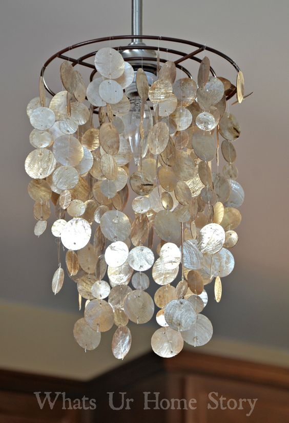 DIY Chandeliers – An Idea so   Bright for Your Home