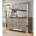 Get Decked Up With A Dresser   With Mirror