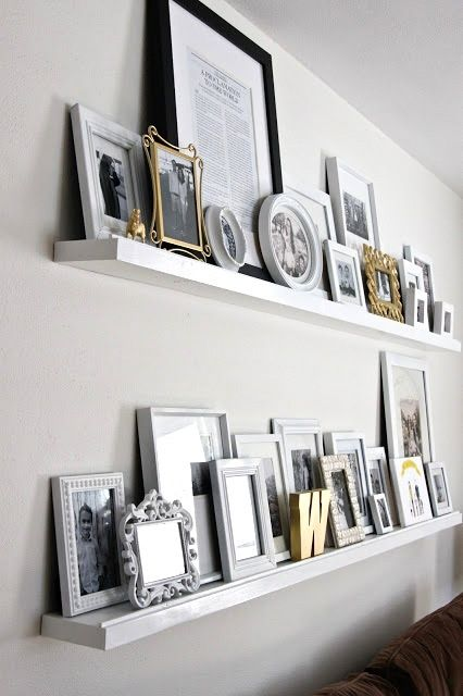 22 Easy DIY Floating Shelves | design feature | Floating shelves diy