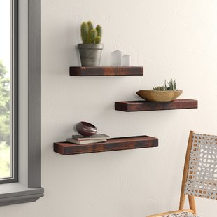 Floating Shelves You'll Love | Wayfair