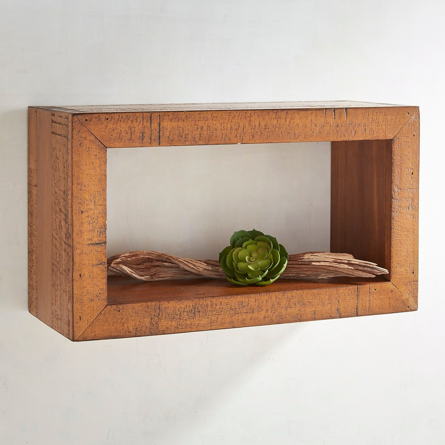 Parsons Java Floating Wall Shelf | Pier 1
