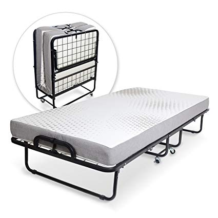 Amazon.com: Milliard Diplomat Folding Bed u2013 Twin Size - with