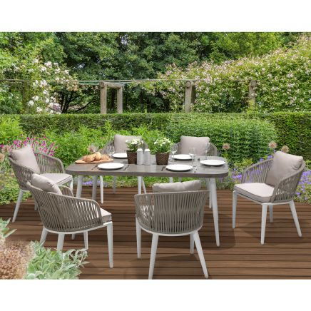 Kettler Tangier Garden Dining Set | Notcutts | Notcutts