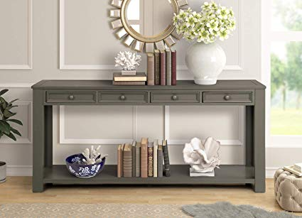 Amazon.com: Harper&Bright Designs Console Table for Entryway Hallway