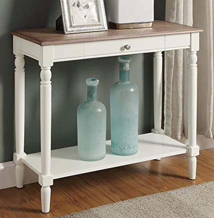 Amazon.com: Convenience Concepts French Country Hallway Table